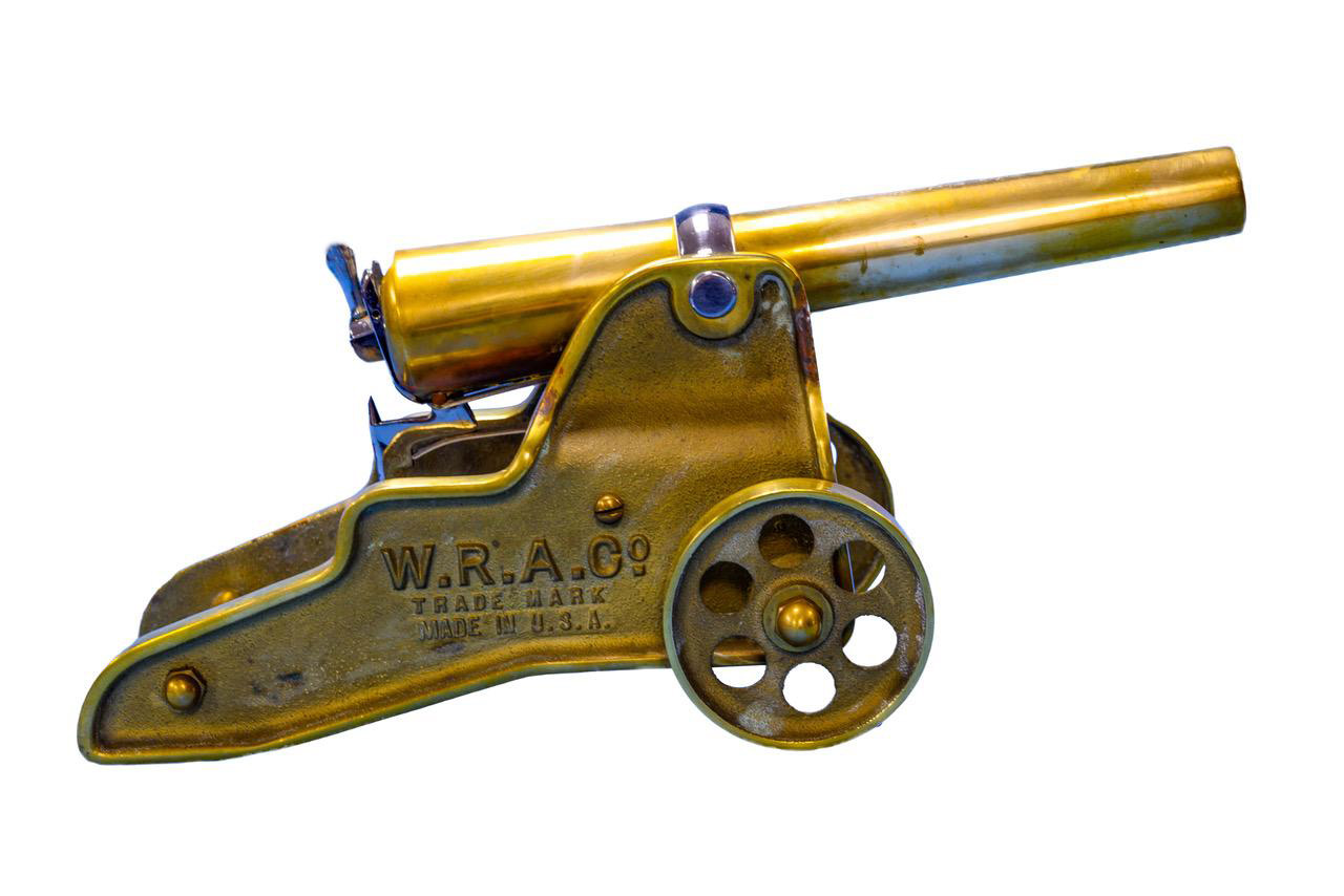10 gauge small cannon profile white