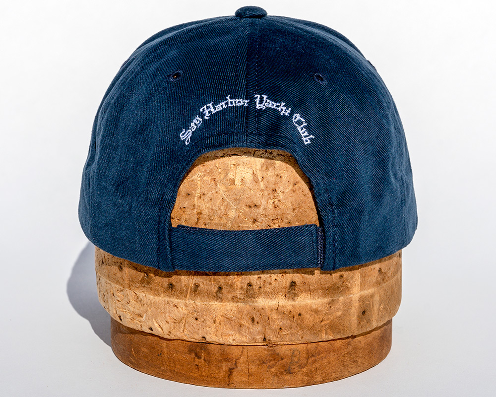 Structured Twill Caps